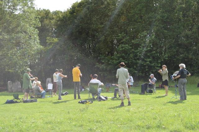 July Session at Grandpont Park